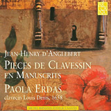 Paola Erdas - J.-H. dAnglebert - Pieces de Clavessin 160