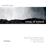 Ensemble Ungut - Songs of Iceland 160