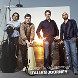 Quartetto di Cremona - Italian Journey 160