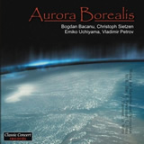 The Wave Quartet - Bogdan Bacanu - Aurora Borealis 160