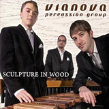 Via Nova Percussion Group - Sculpture In Wood 160